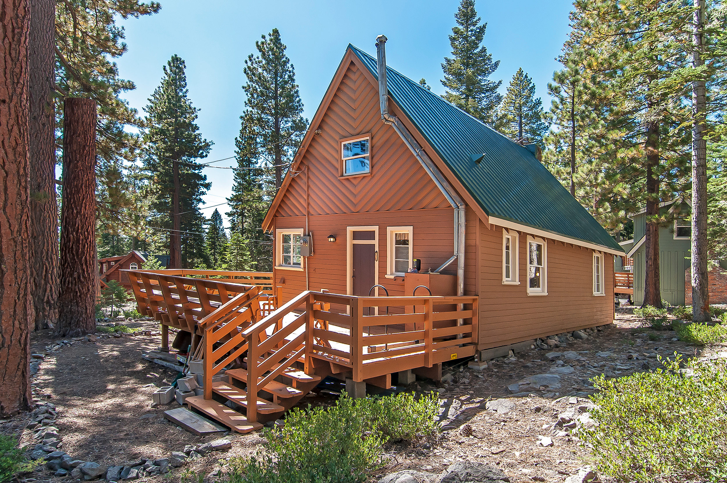 cabins rental vacation donner lake cabin in rentals tahoe folly fernwood at